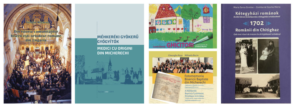 Cărţi despre românii din Ungaria