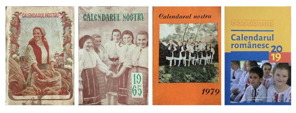 Calendarul nostru / Calendarul românesc