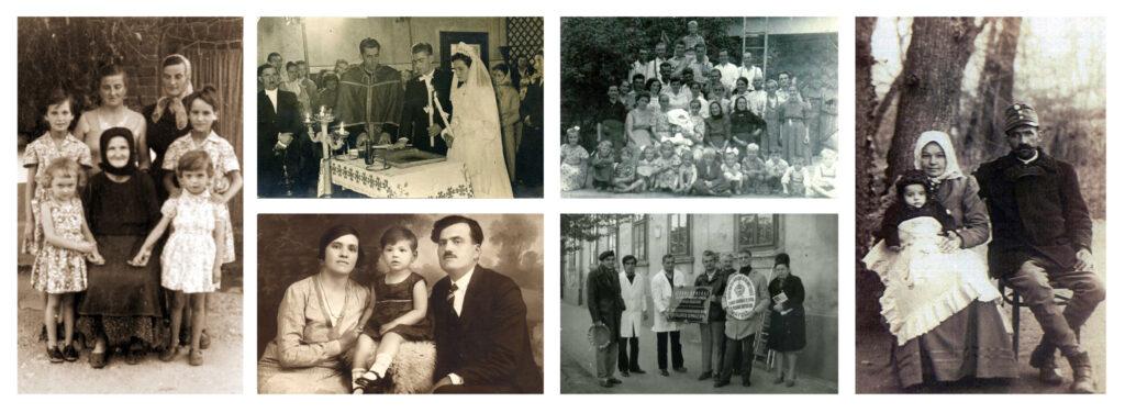 Românii din Ungaria în fotografii vechi şi noi